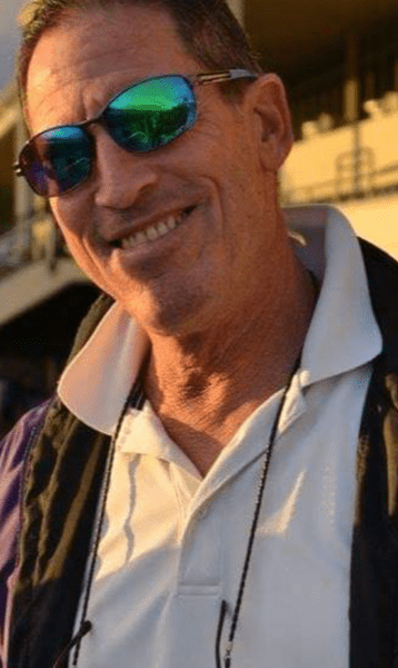 race horse trainer Ronnie Spatz