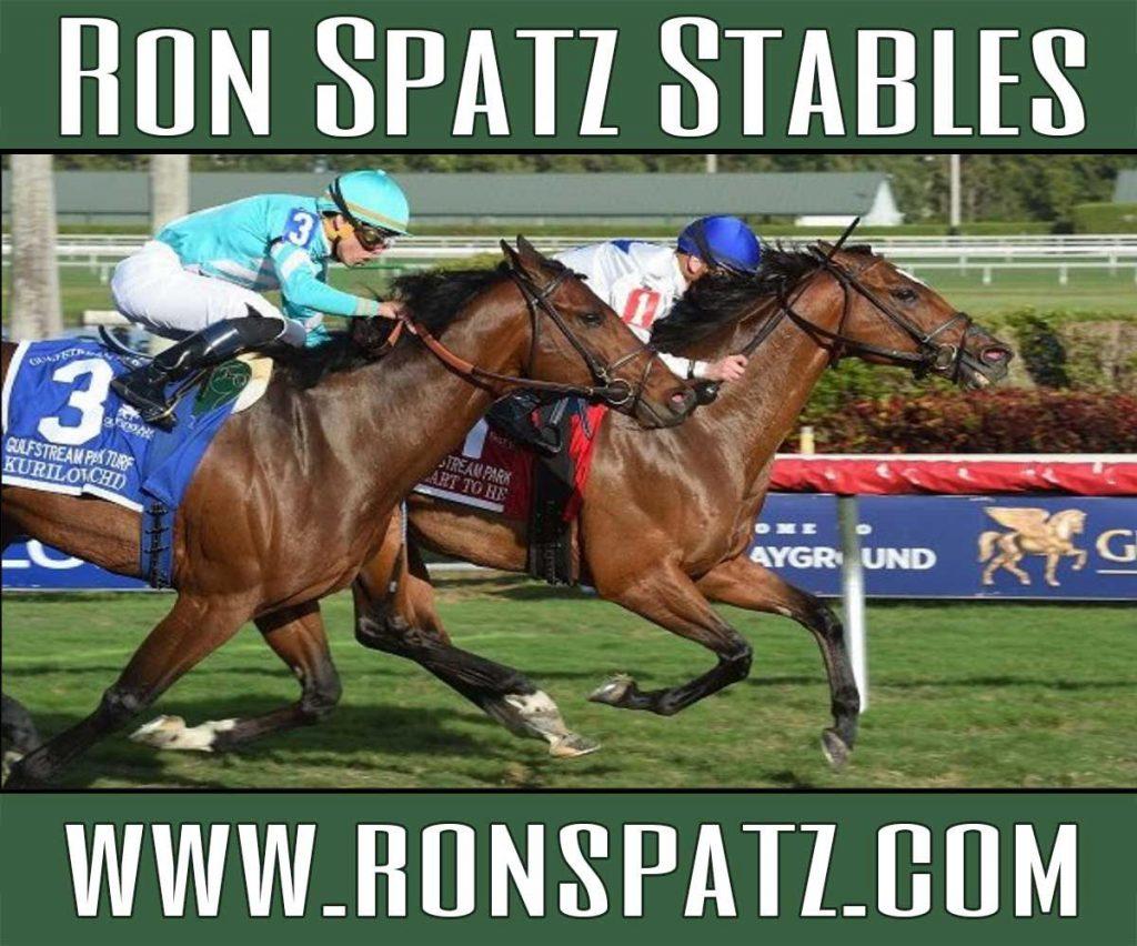 Ron Spatz, Thoroughbred Horse Trainer